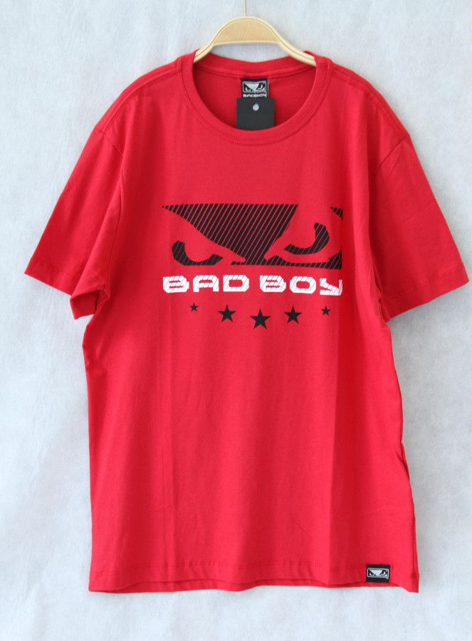 Camiseta Bad Boy Boxe