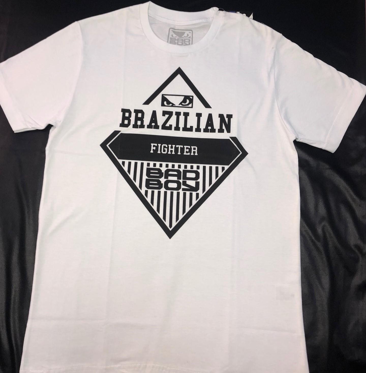 Camiseta Bad Boy Brasil