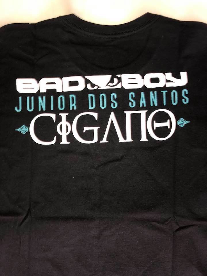 Camiseta Bad Boy Cigano