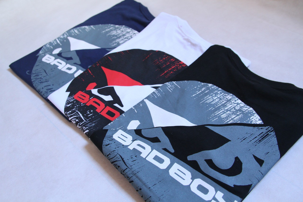 Camiseta Bad Boy Collection