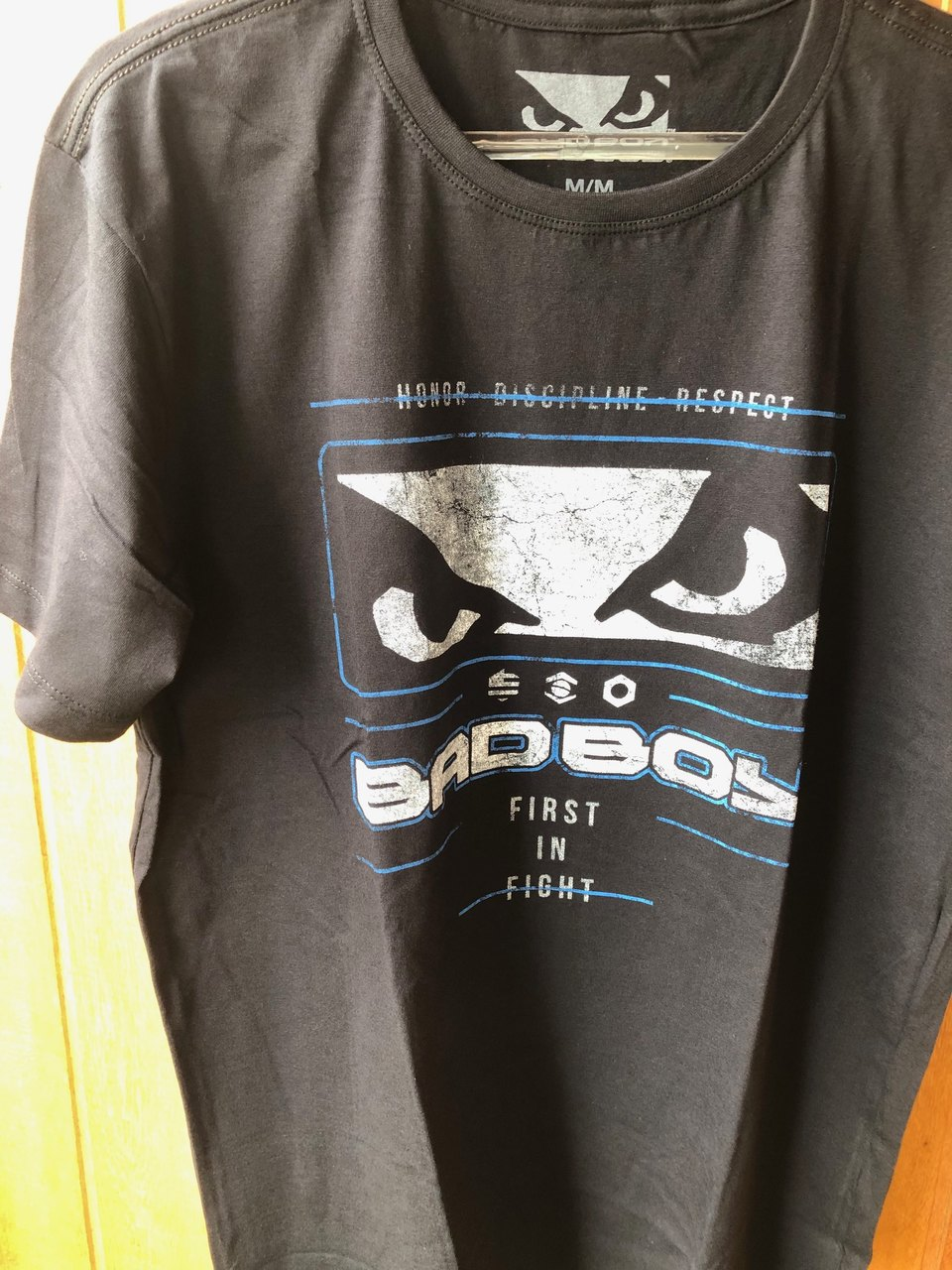 Camiseta Bad Boy Disciplina