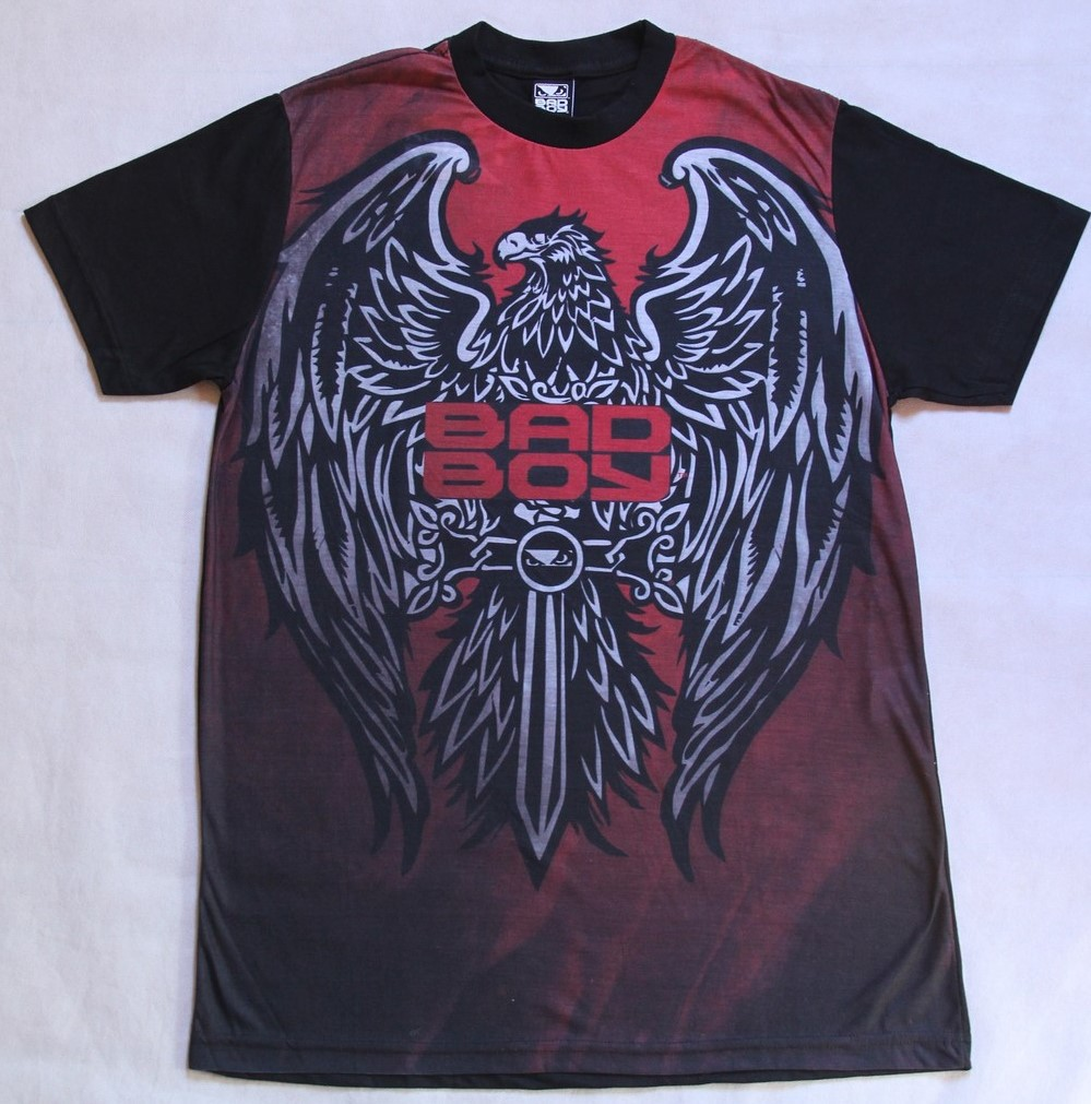 Camiseta Bad Boy Fenix