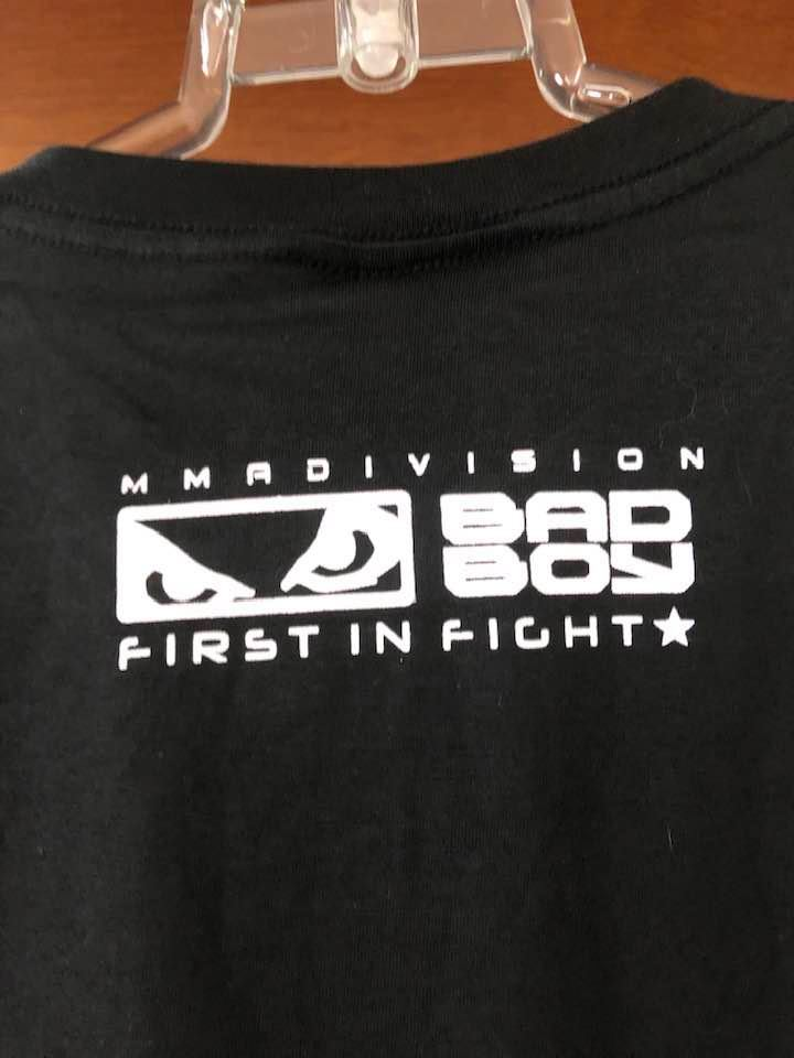 Camiseta Bad Boy First in Fight