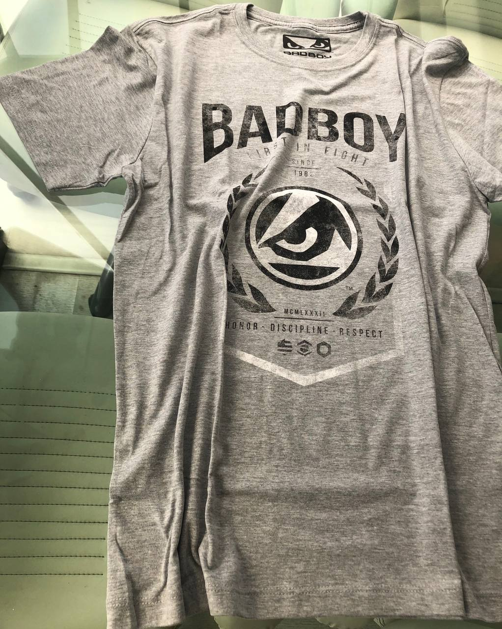 Camiseta Bad Boy Honra