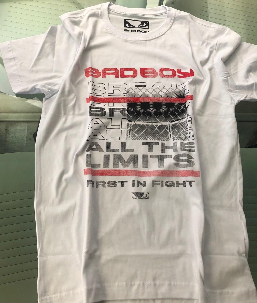 Camiseta Bad Boy Iron