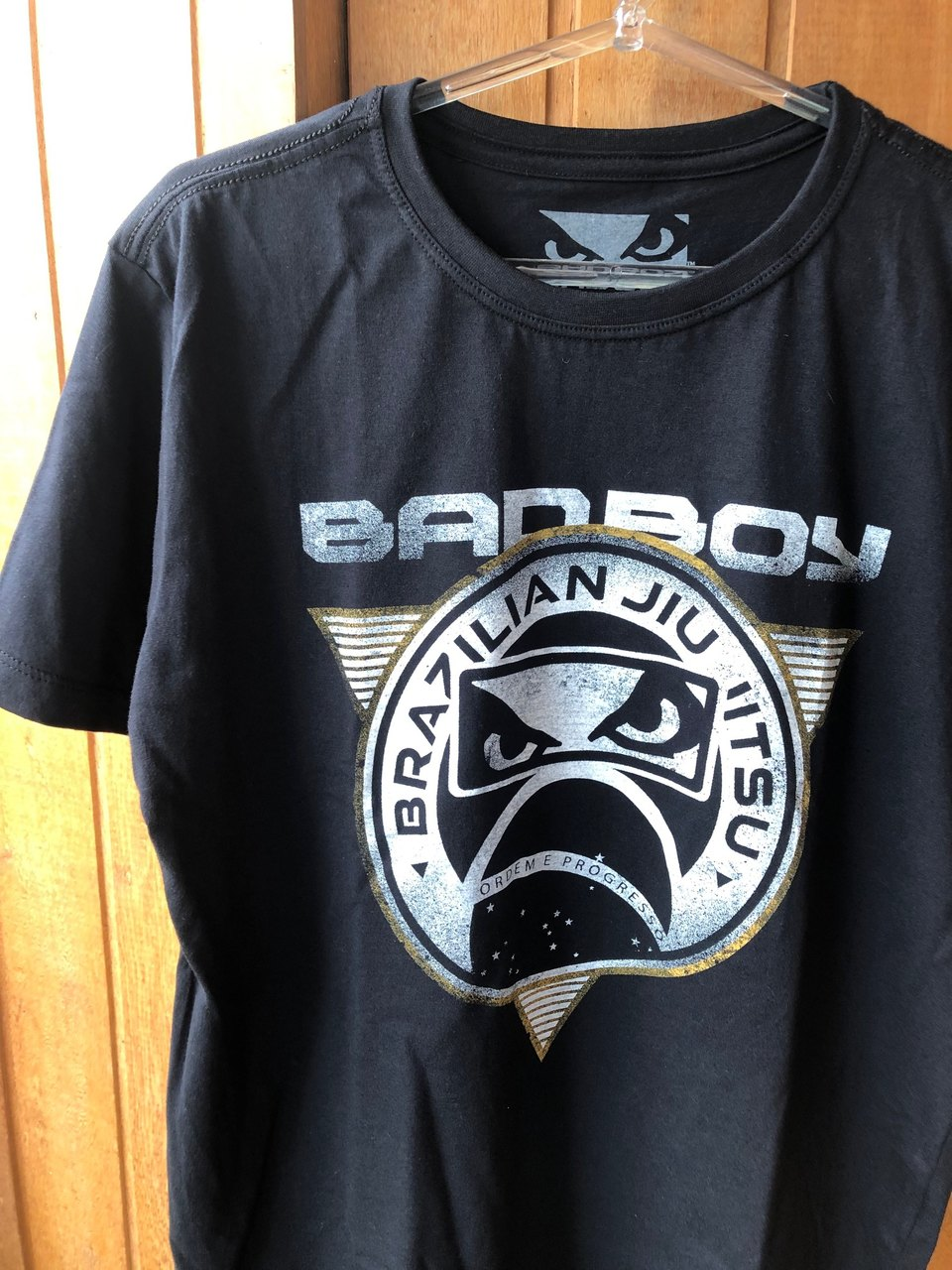 Camiseta Bad Boy Jiu Jitsu Brazil