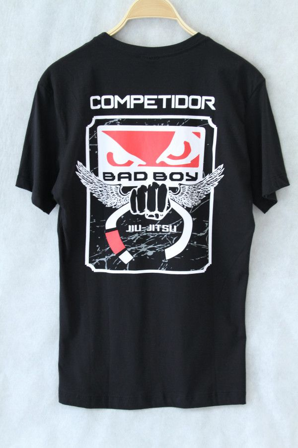 Camiseta Bad Boy JiuJitsu