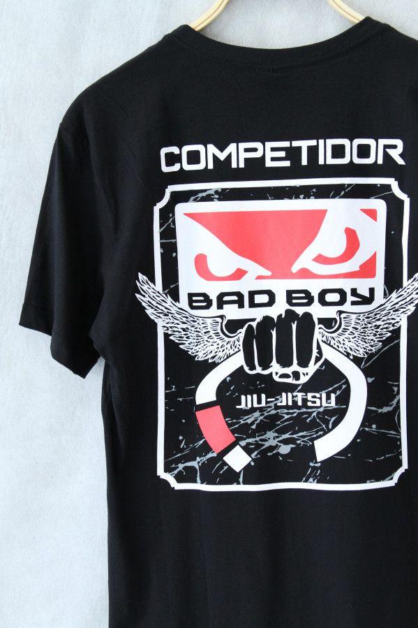 Camiseta Bad Boy JiuJitsu