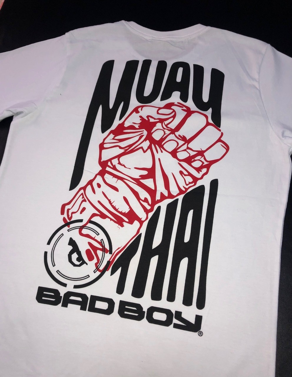 Camiseta Bad Boy Muay Thai