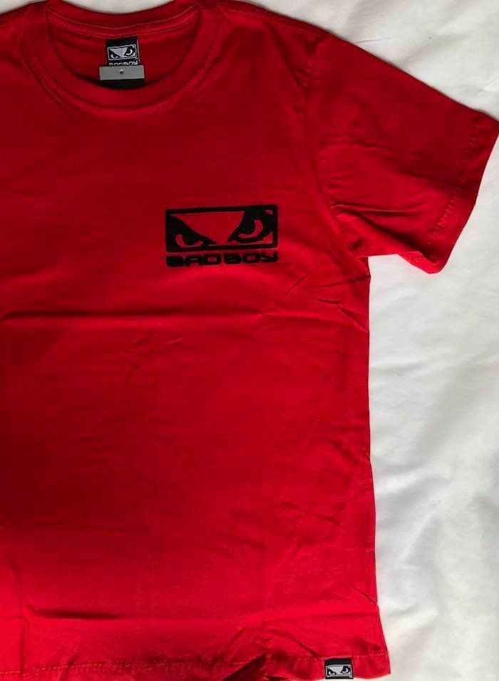 Camiseta Bad Boy Red