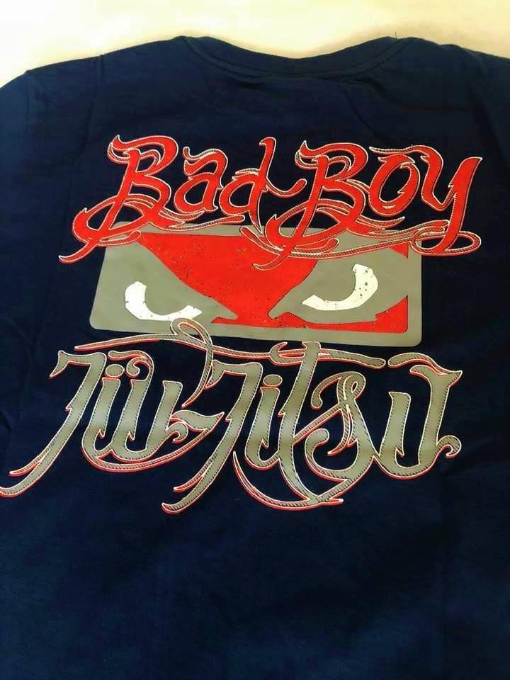 Camiseta Bad Boy Red Eyes