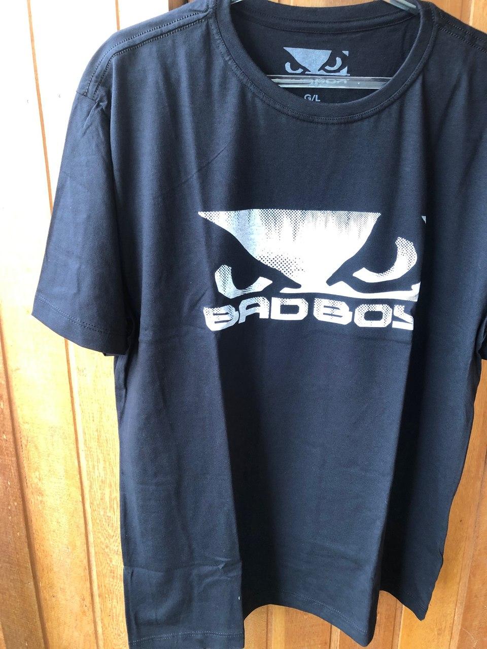 Camiseta Bad Boy Sports