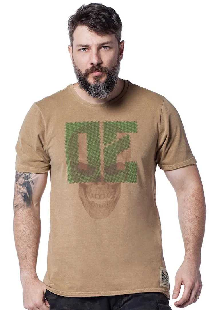 Camiseta Bad Boy Tactical Caveira