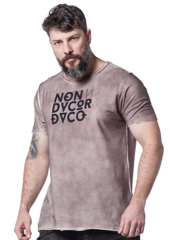 Camiseta Bad Boy Tactical NON DVCOR DVCO