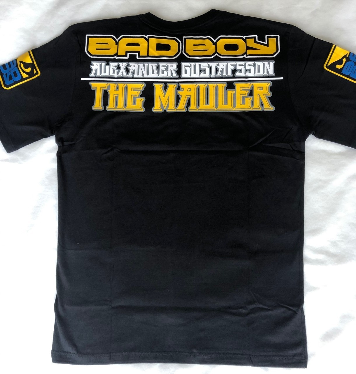 Camiseta Bad Boy The Mauler