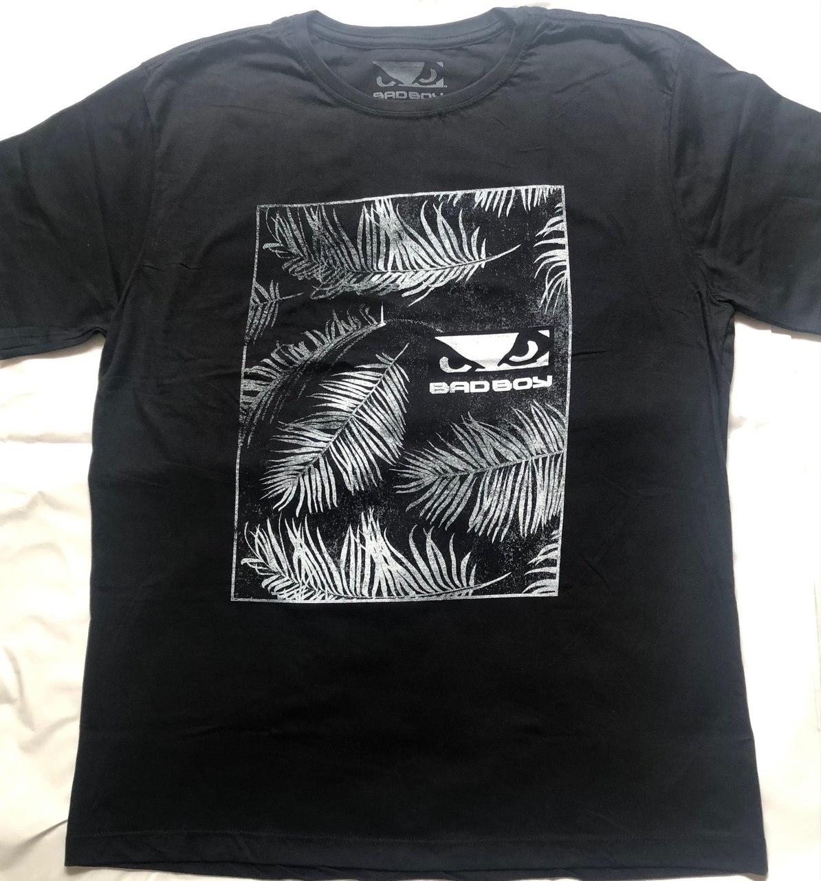 Camiseta Bad Boy Tropical