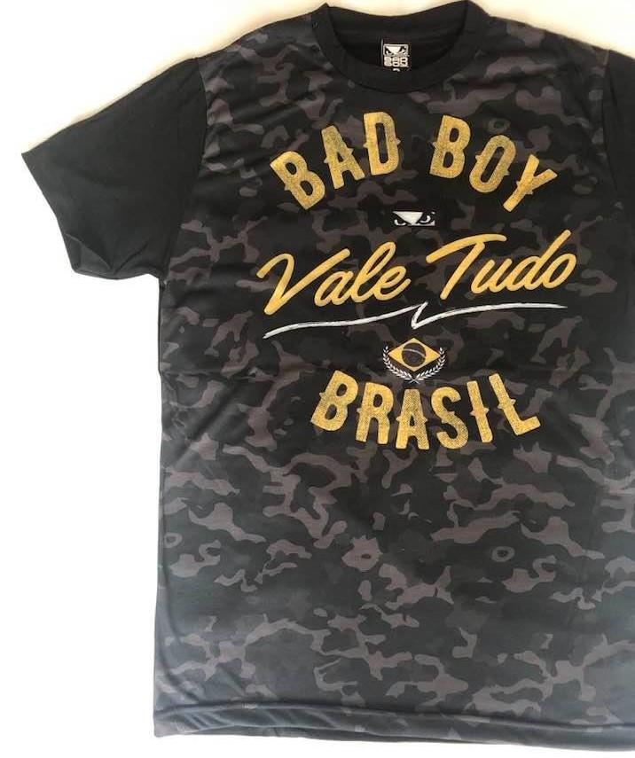 Camiseta Bad Boy Vale Tudo