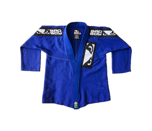 Kimono Competidor Bad Boy Azul