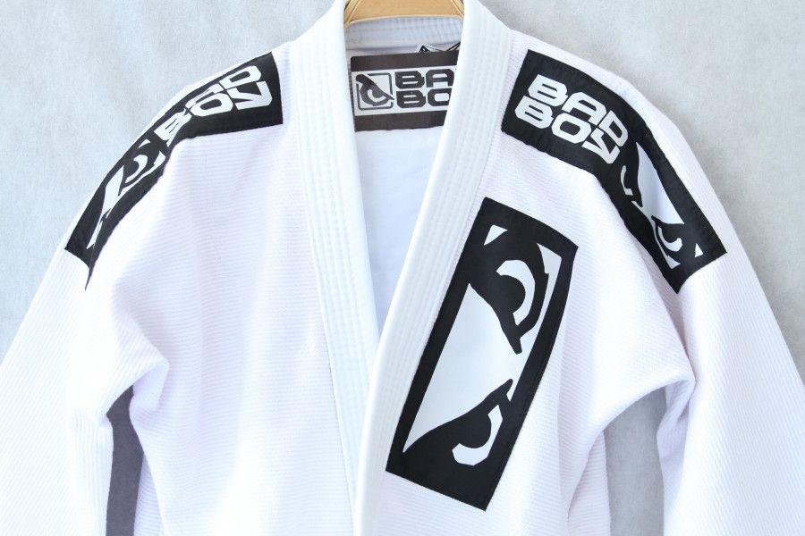 Kimono Competidor Bad Boy Branco
