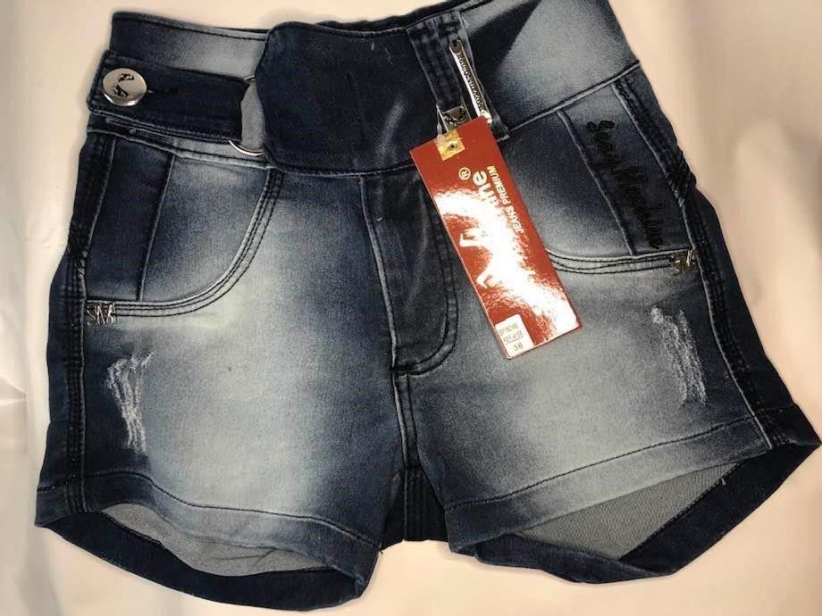 Shorts Sexy Machine Silver