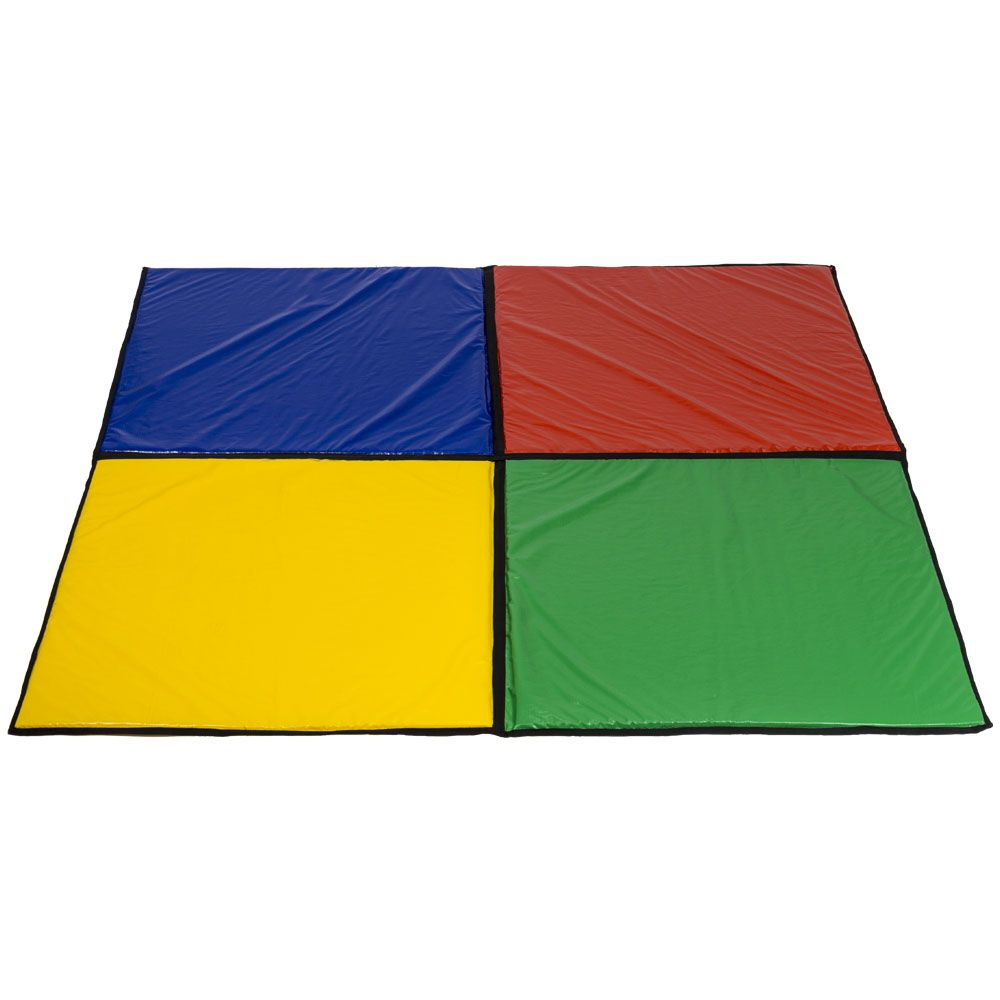 Colchonete Colorido 1,1x1,1 m Canguri