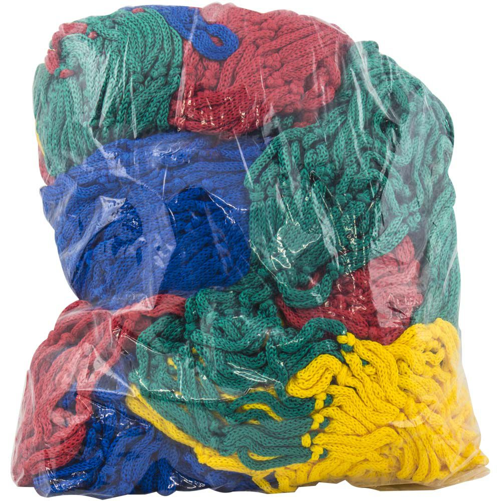 Rede de Proteção Colorida para Piscina de Bolinha 2x2 m Canguri