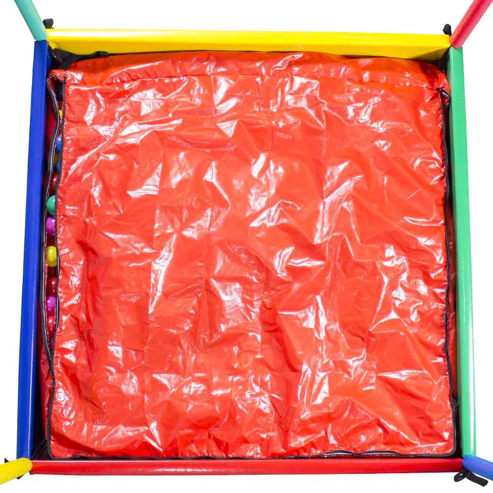 Saco Coletor de Bolinhas para Piscina de 1,5 m Canguri