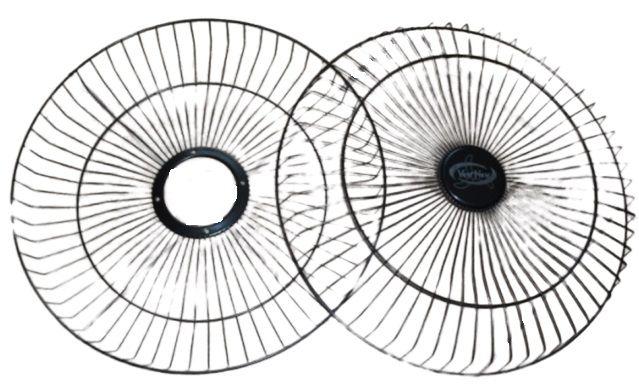 Conjunto de Grades 60 cm para Ventiladores Vent New