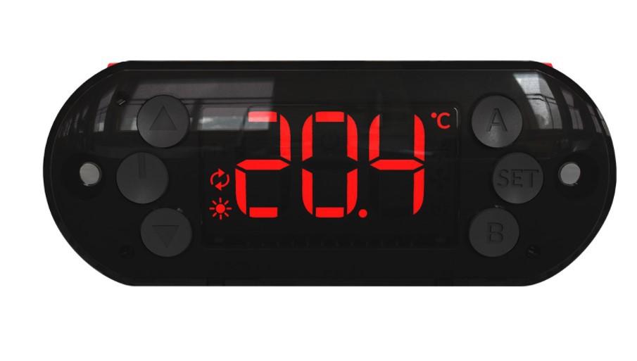 A102-AHB Aparelho p/ controle aut. de temp., baseado em téc. digital.