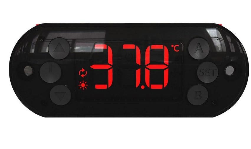 A103 PID-ALB Aparelho p/ controle aut. de temp., baseado em téc. digital.