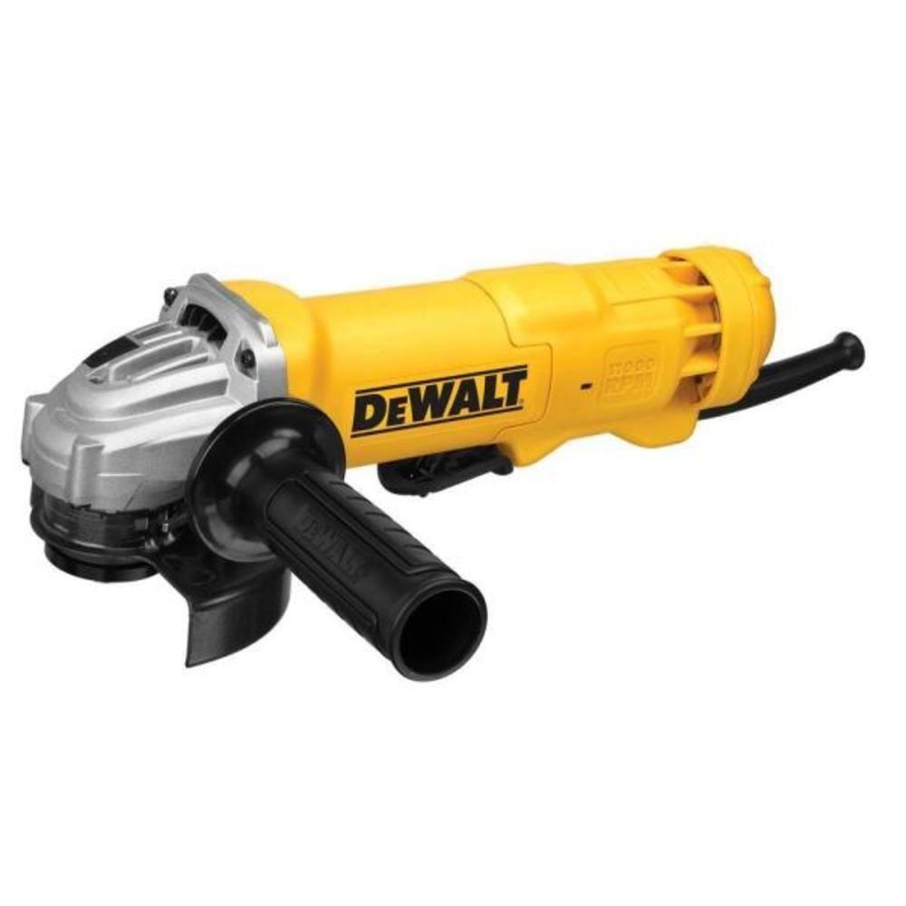 """Esmerilhadeira Angular 5"""" 110V 1200W Dewalt DWE4212-BR"""