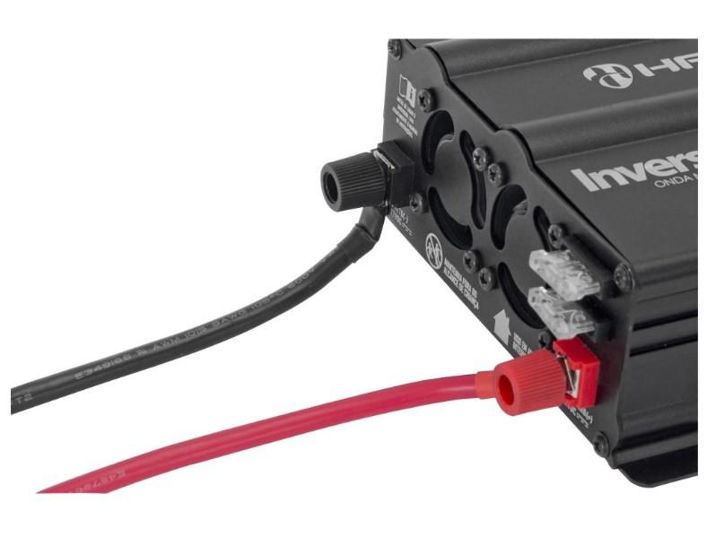 Inversor 800W 24VDC/127V Onda Modificada HAYONIK C. E
