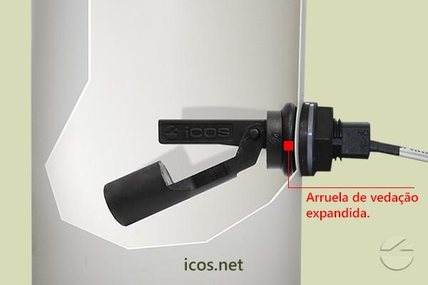 Sensor de Nivel LA322E-40