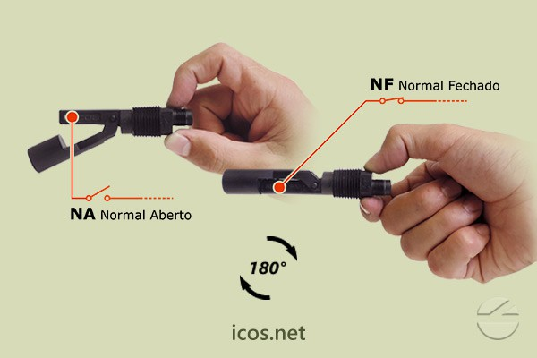 Sensor de Nivel LA32-M12