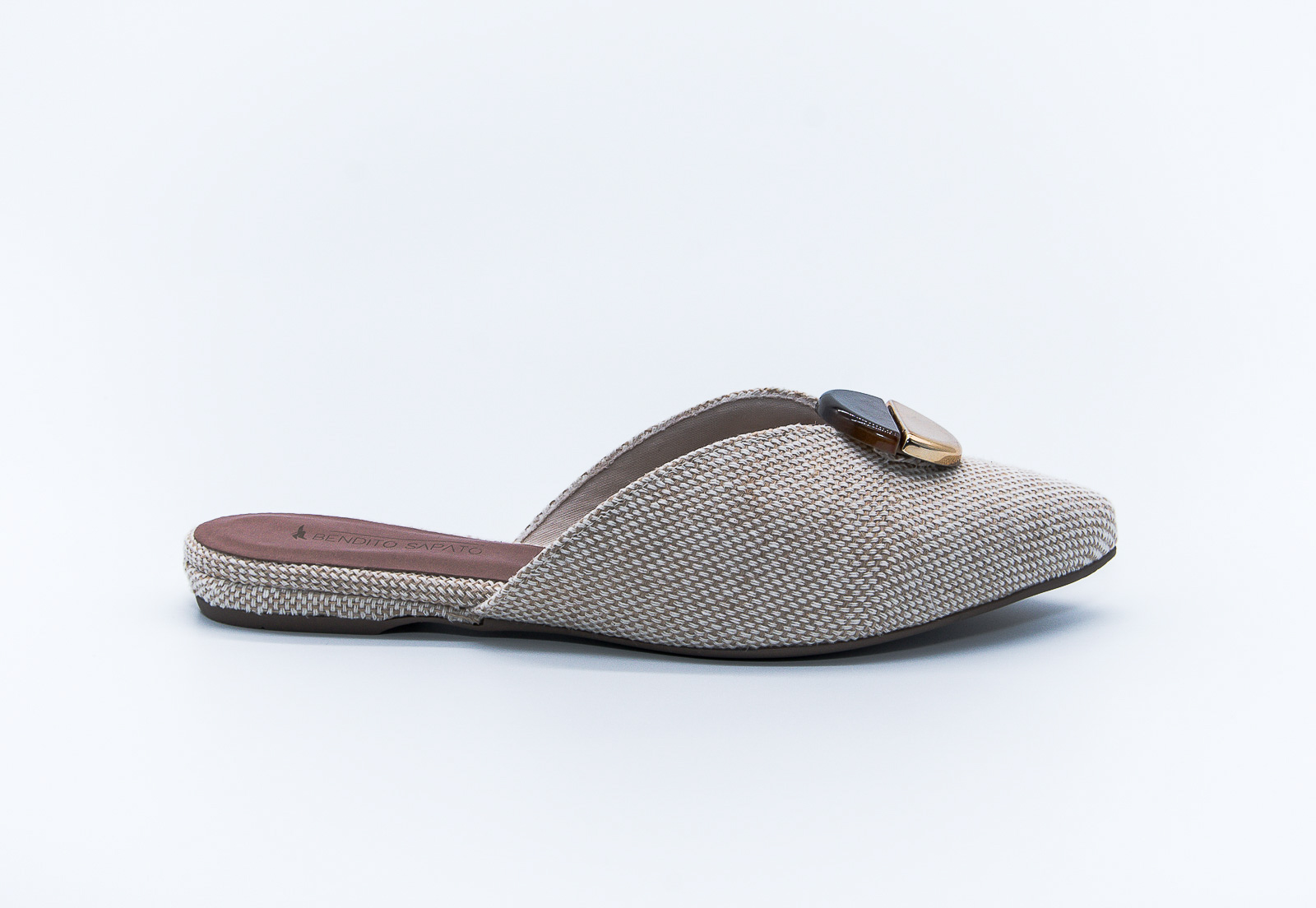 Mule rústico Bendito Sapato