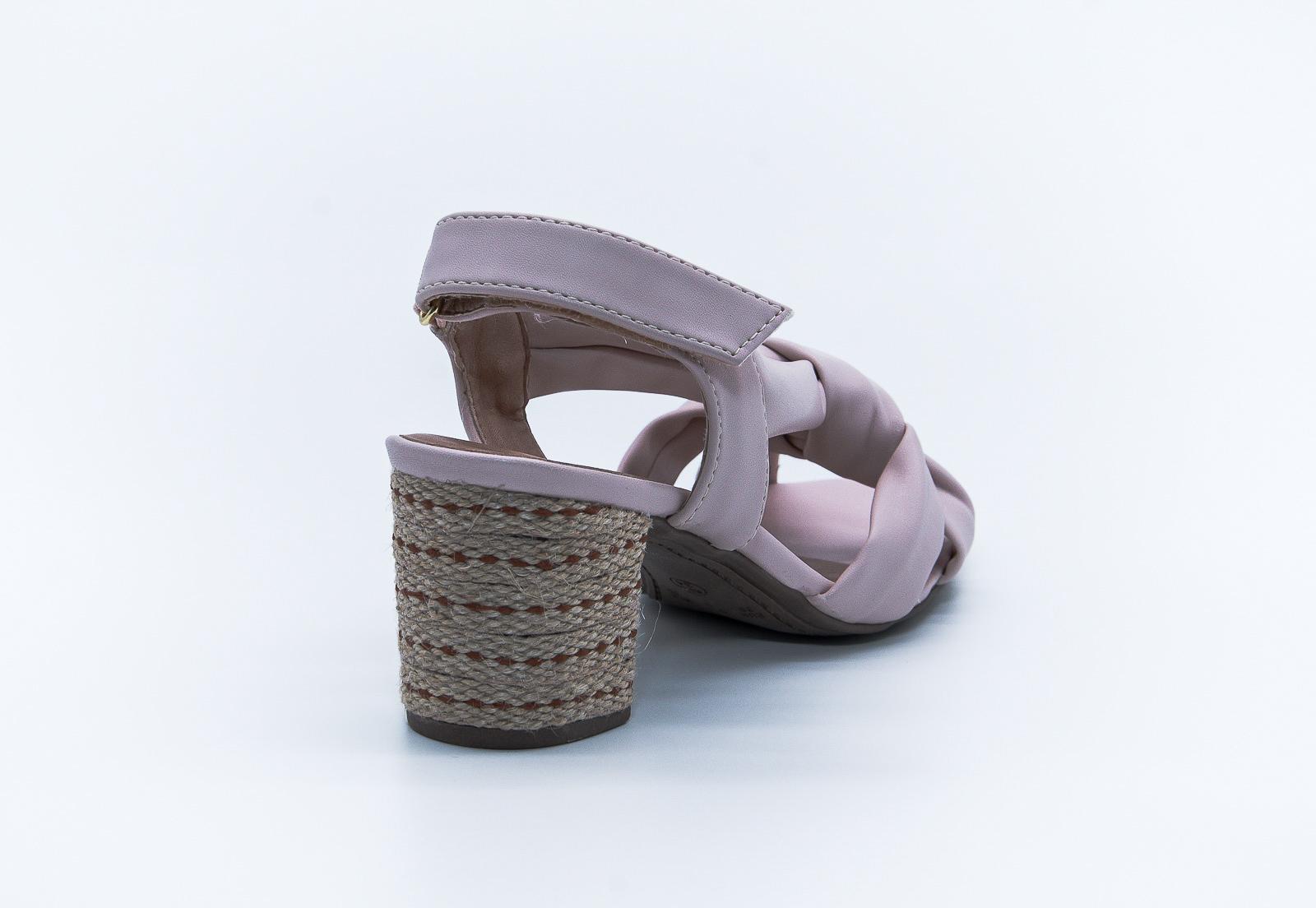 Sandália creme