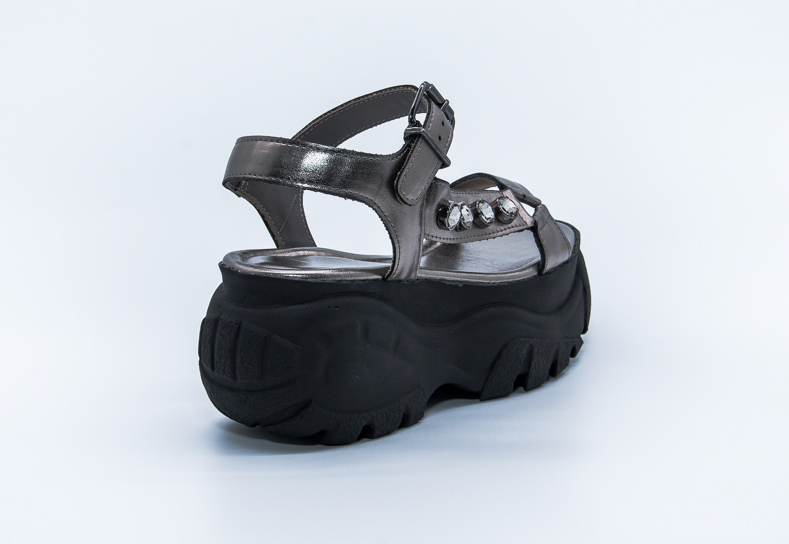 Sandália flatform Bendito Sapato