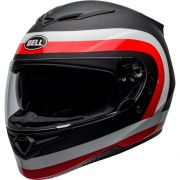 CAPACETE BELL RS 2 CRAVE MATTE GLOSS