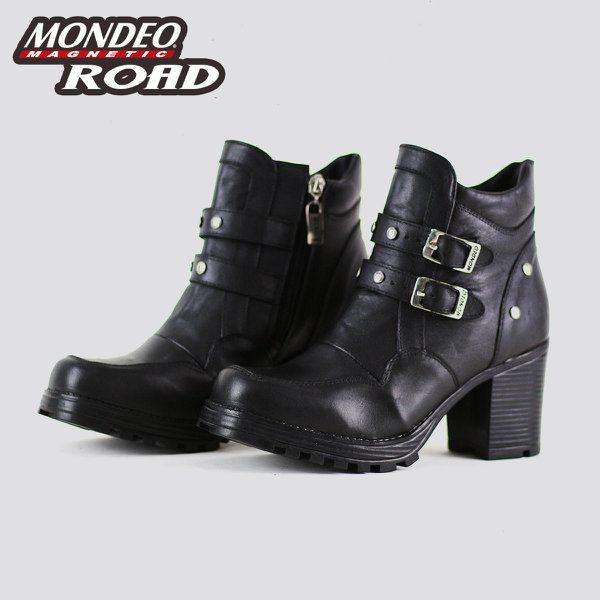BOTA MONDEO GIRLS ROAD CANO CURTO