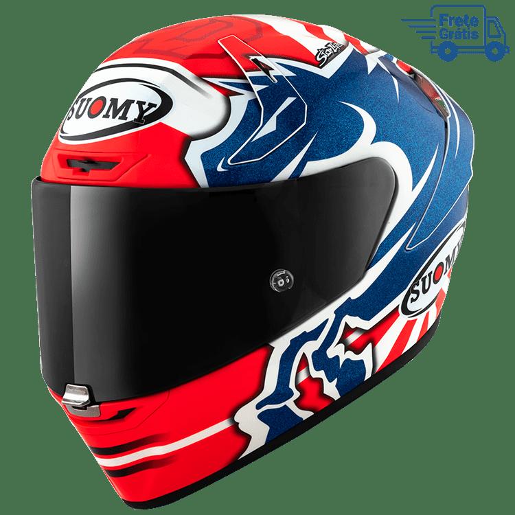 CAPACETE SUOMY SR GP DOVI REP 2019