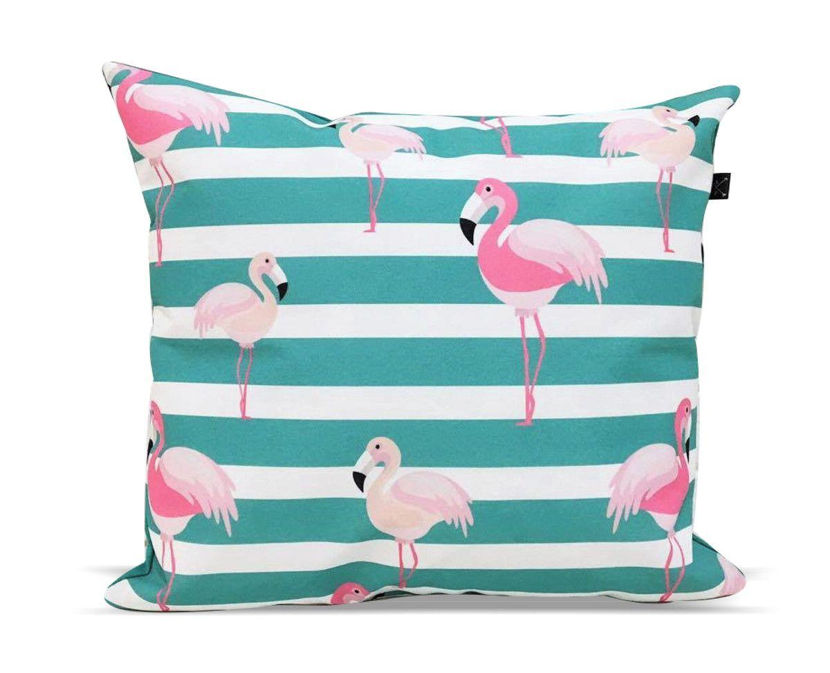 Almofada Decorativa Flamingos