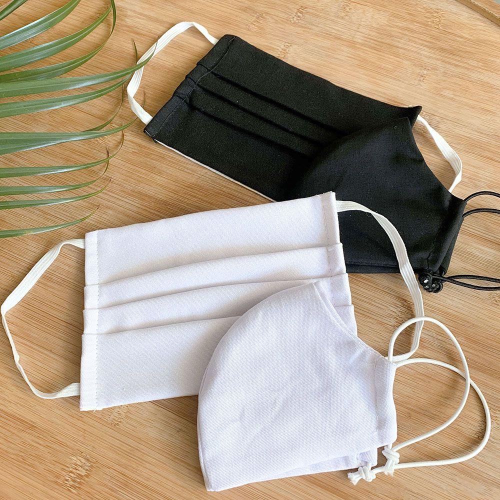 Kit 4 Máscaras de Proteção em Tecido