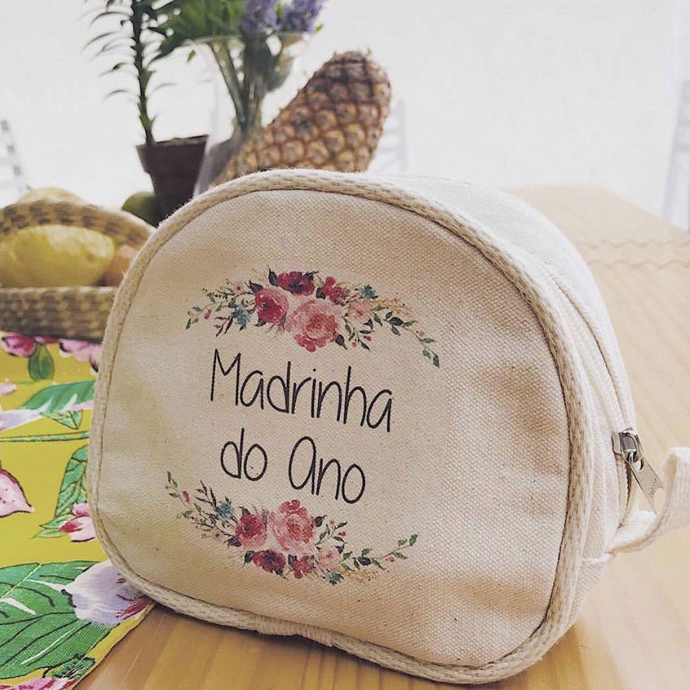 Necessaire Personalizada Mandala