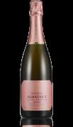 Espumante Cuvee Prestige Brut Rose - 1/3 chardonnay - 1/3 pinot noir - 1/3 malbec  - Método Tradicional