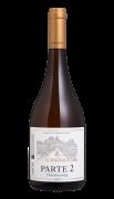 Vinho Branco Ultra Premium Parte 2 Chardonnay Safra 2018 D.O. Denominação de Origem - Vale dos Vinhedos
