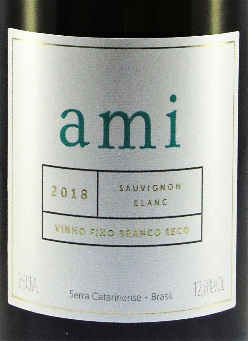Vinho Branco Sauvignon Blanc AMI Abreu & Garcia