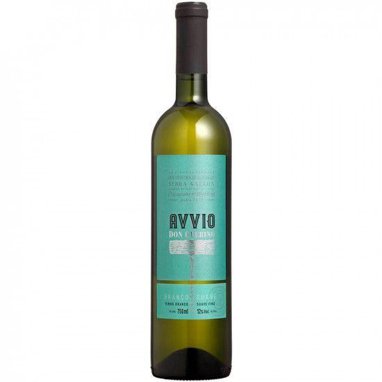 Vinho Branco Suave Avvio Moscato/Riesling Suave