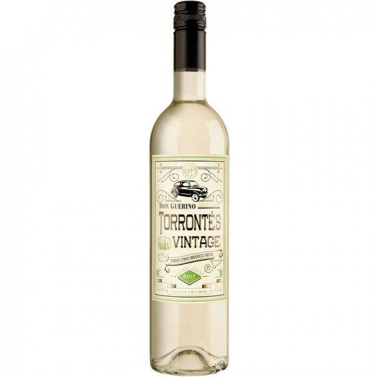 Vinho Branco Torrontes Vintage