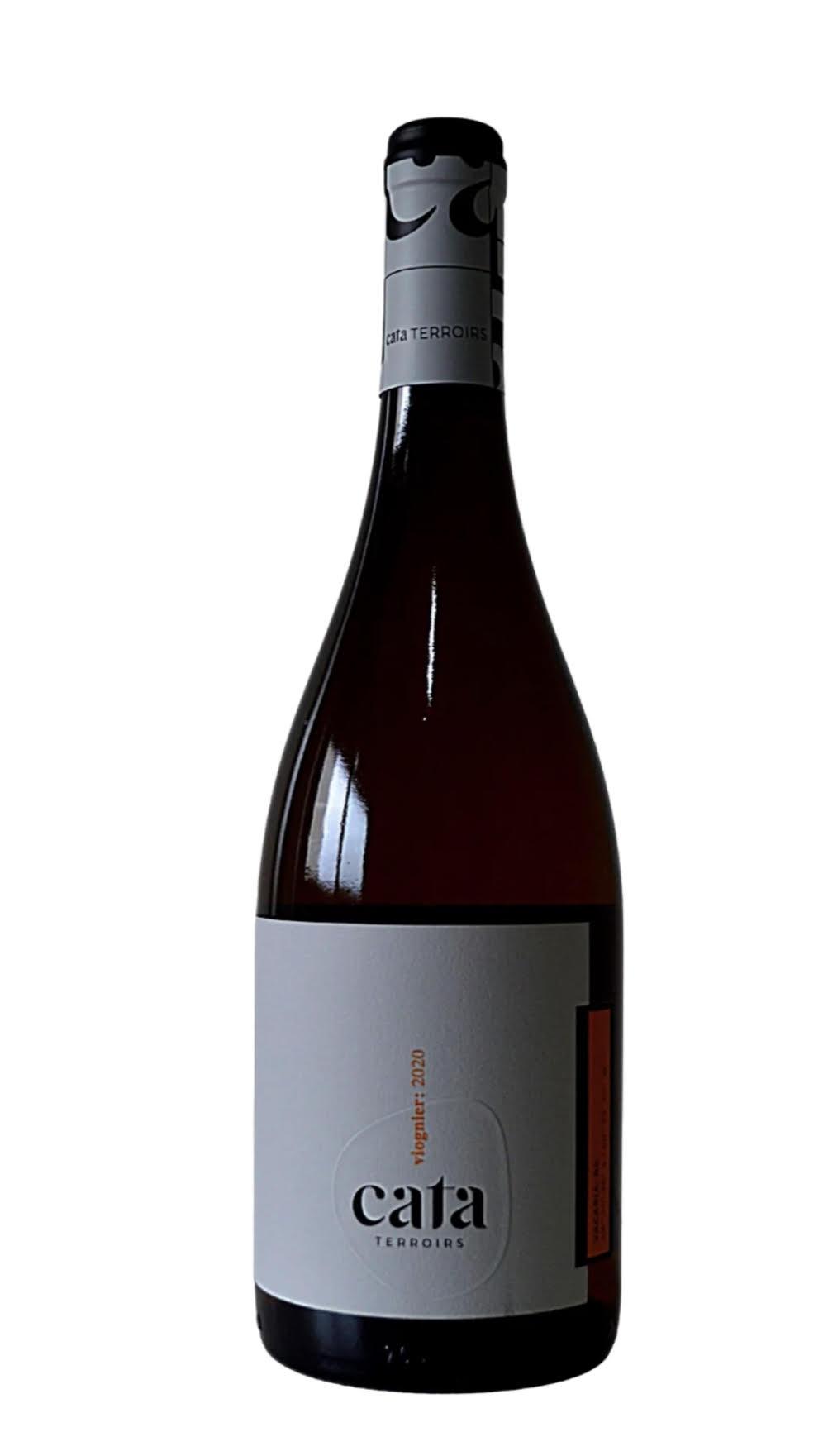 Vinho Branco Viognier Cata Terroirs