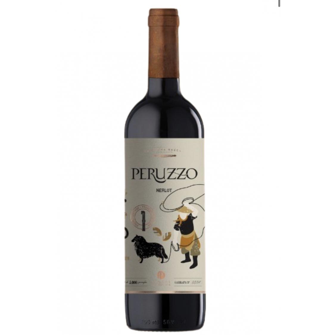 Vinho Peruzzo Marselan 2019